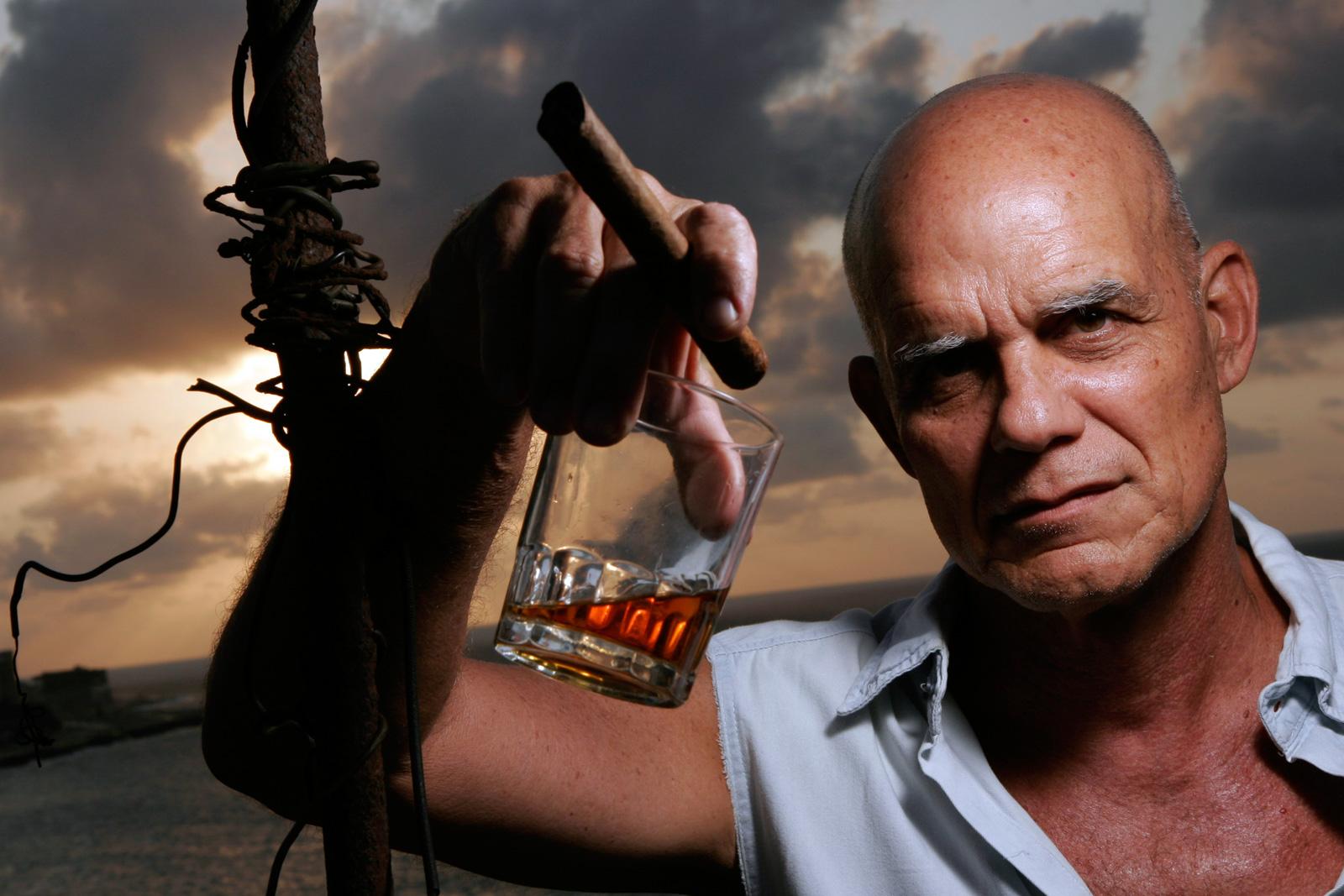 Las historias de del escritor cubano Pedro Juan Gutiérrez son protagonizadas por seres a la deriva.
