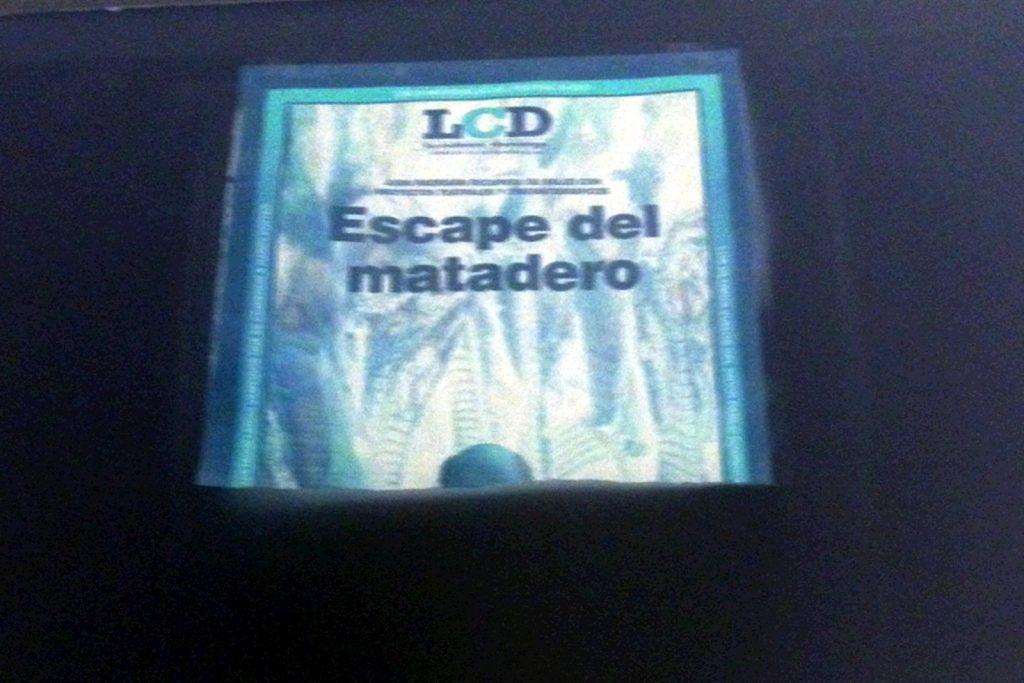 Portada recortada de LCD