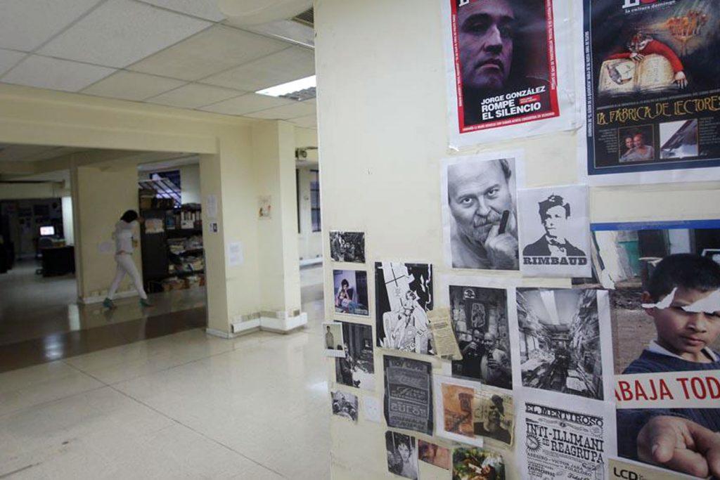 Redacción sección de cultura del diario La Nación